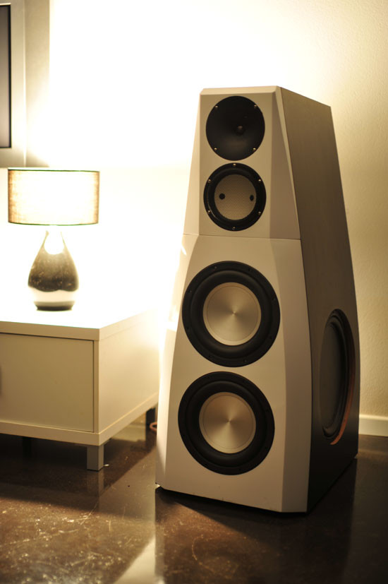 Best ideas about Best DIY Speaker Kits . Save or Pin Red Spade Audio Accuton Scan Speak Acoustic Elegance Now.