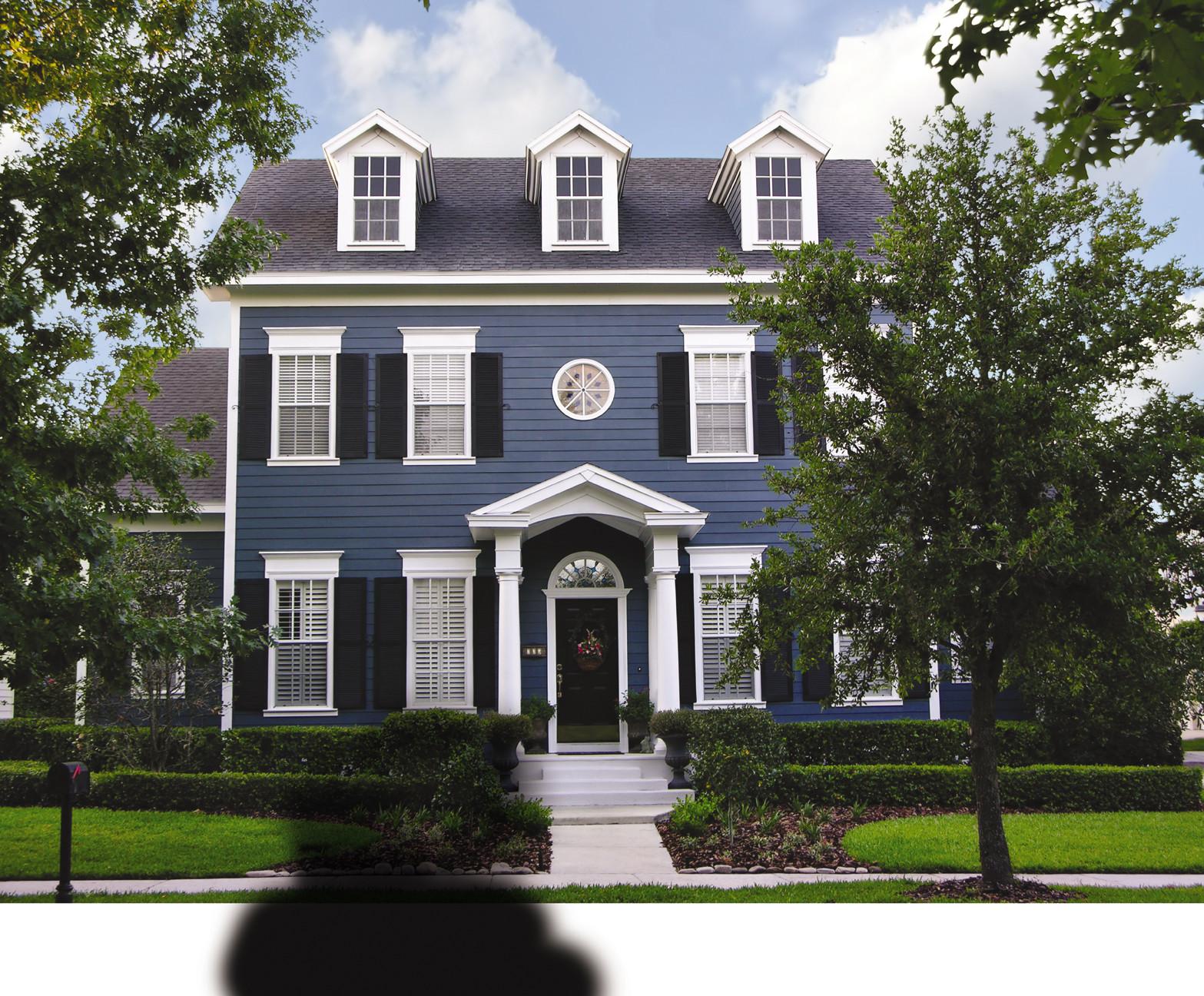 Best ideas about Best Exterior House Paint Colors . Save or Pin Popular Exterior Paint Colors by Region Now.