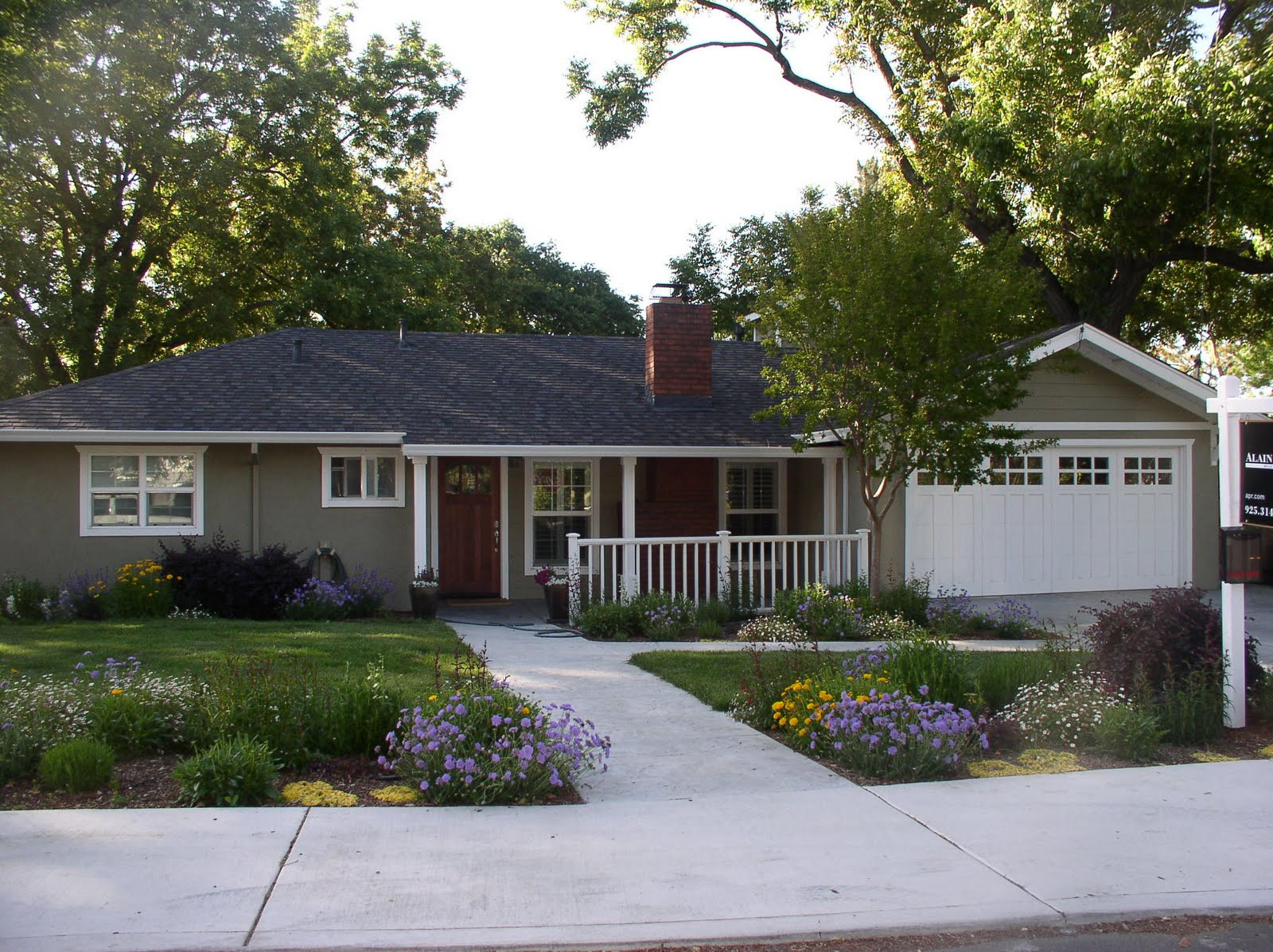 Best ideas about Best Exterior House Paint Colors . Save or Pin our slo house curb appeal exterior paint color Now.