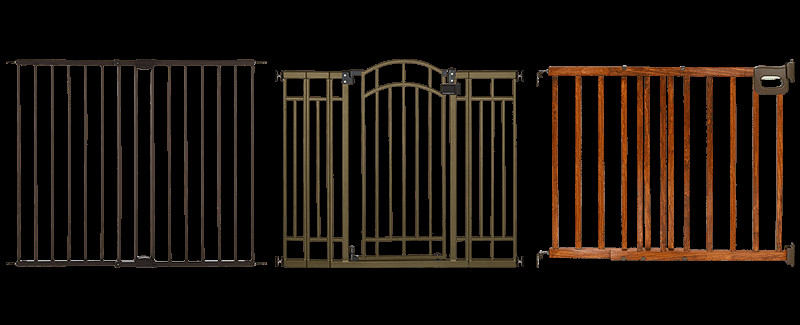 Best ideas about Best Gate For Top Of Stairs . Save or Pin Best Top of Stairs Baby Gates Now.