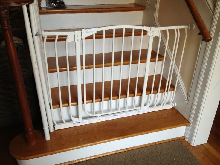Best ideas about Best Gate For Top Of Stairs . Save or Pin Best 25 Baby Gates Stairs ideas on Pinterest Now.
