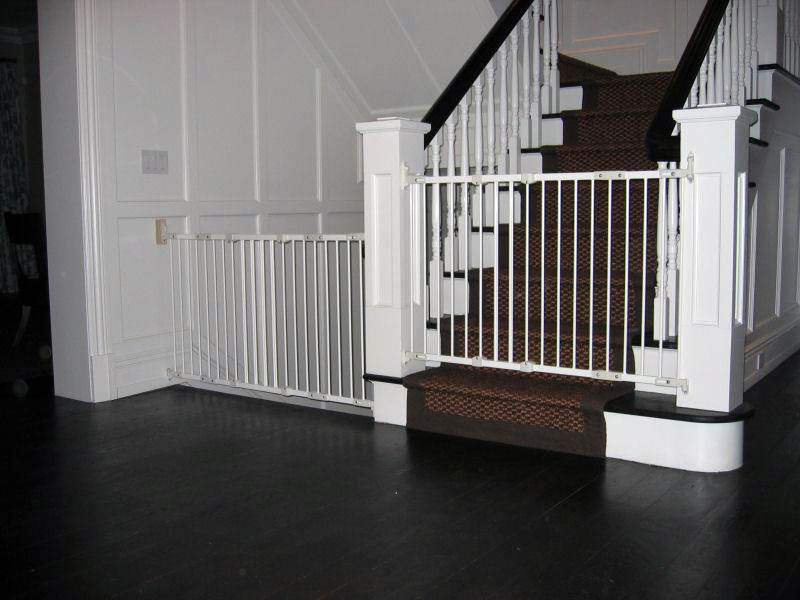 Best ideas about Best Gate For Top Of Stairs . Save or Pin The Best Baby Gate for Top of Stairs Design that You Must Now.
