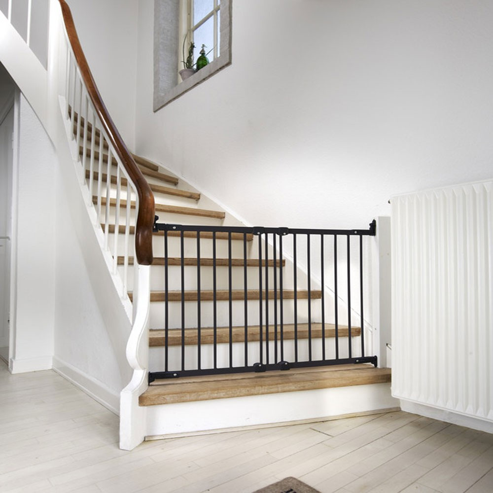 Best ideas about Best Gate For Top Of Stairs . Save or Pin 10 Best Stair Gates 2018 Now.