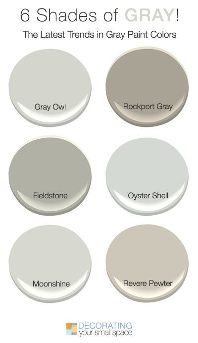 Best ideas about Best Gray Paint Colors Benjamin Moore . Save or Pin 1000 ideas about Benjamin Moore Gray on Pinterest Now.