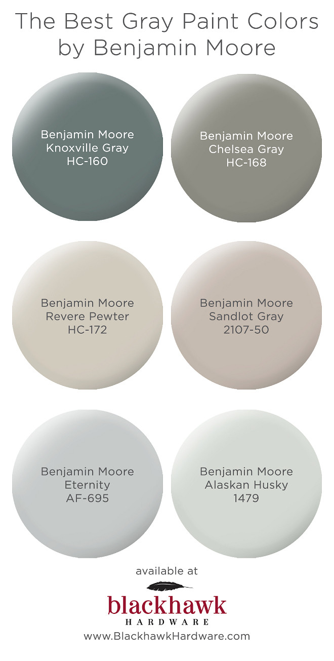 Best ideas about Best Gray Paint Colors Benjamin Moore . Save or Pin 2018 Interior Design Ideas Home Bunch Interior Design Ideas Now.