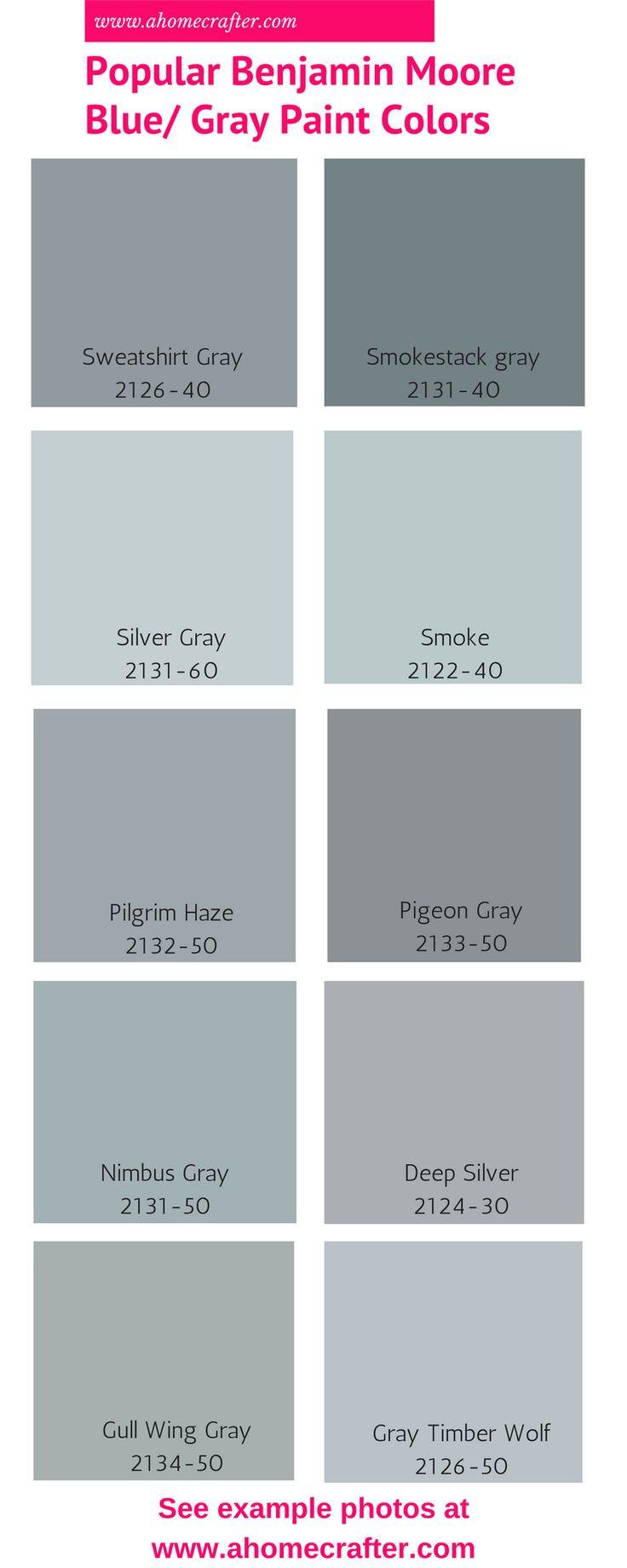 Best ideas about Best Gray Paint Colors . Save or Pin Best 25 Gray paint colors ideas on Pinterest Now.