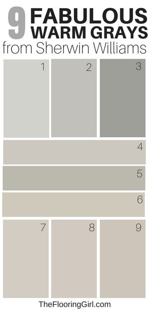 Best ideas about Best Gray Paint Colors Sherwin Williams . Save or Pin 9 Amazing Warm Gray Paint Shades from Sherwin Williams Now.