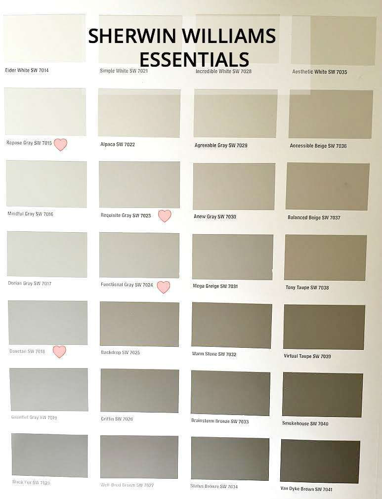 Best ideas about Best Gray Paint Colors Sherwin Williams . Save or Pin Sherwin Williams Gray Versus Greige Now.