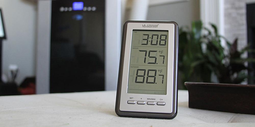 Best ideas about Best Indoor Outdoor Thermometer . Save or Pin Best Indoor Outdoor Thermometers [October 2018] Homethods Now.