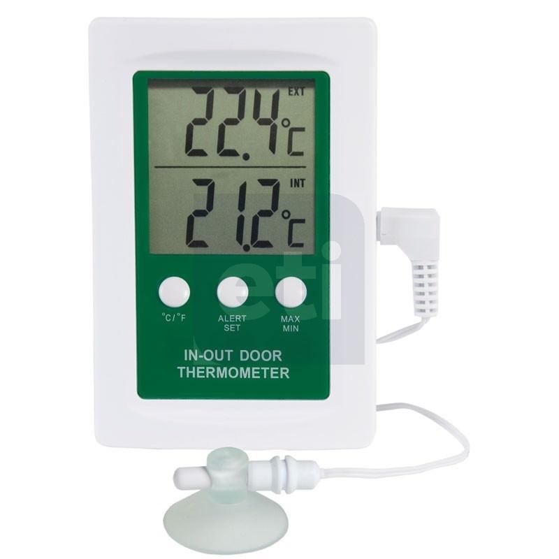 Best ideas about Best Indoor Outdoor Thermometer . Save or Pin digital indoor outdoor thermometer Now.