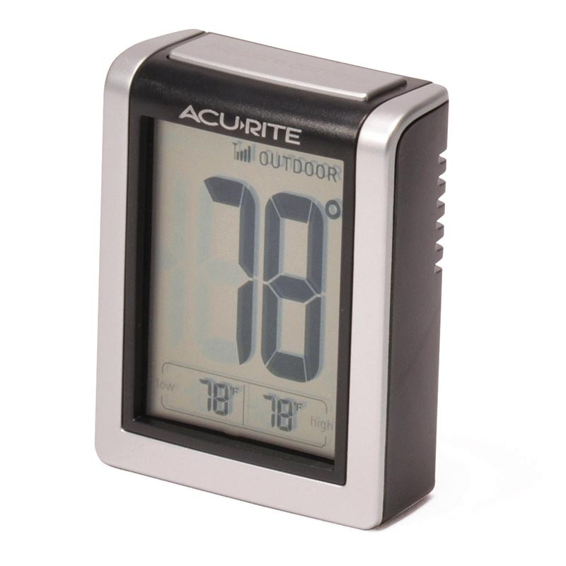 Best ideas about Best Indoor Outdoor Thermometer . Save or Pin Acurite Digital Indoor Outdoor Thermometer Now.