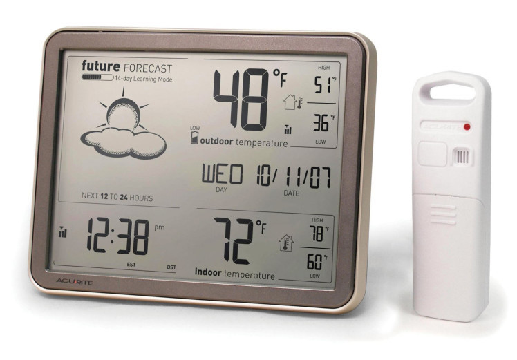 Best ideas about Best Indoor Outdoor Thermometer . Save or Pin Best Indoor Outdoor Wireless Thermometer Now.