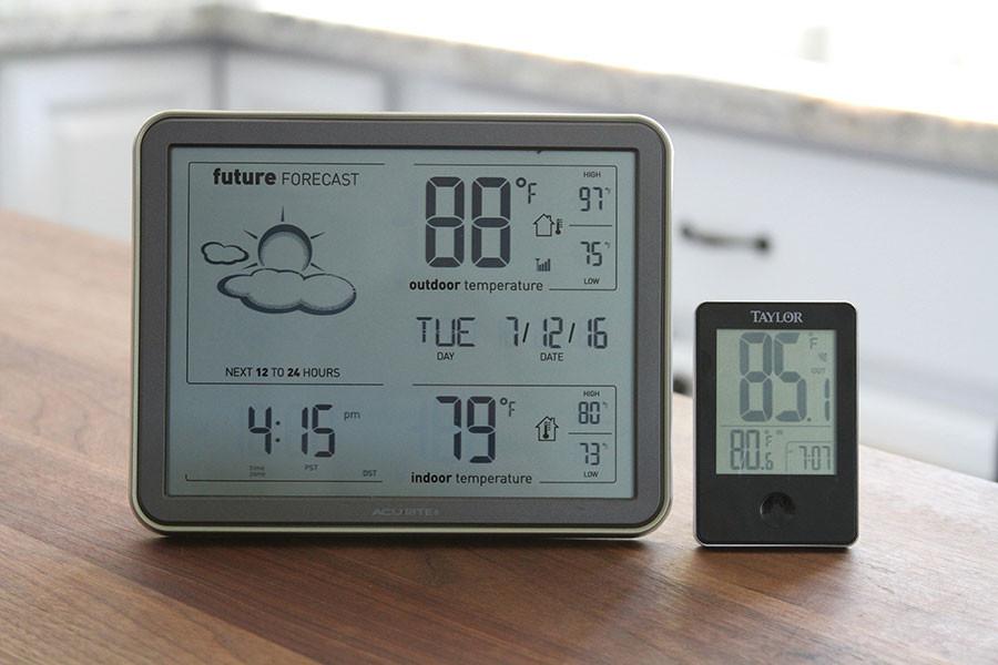 Best ideas about Best Indoor Outdoor Thermometer . Save or Pin The Best Indoor Outdoor Thermometer of 2019 Your Best Digs Now.