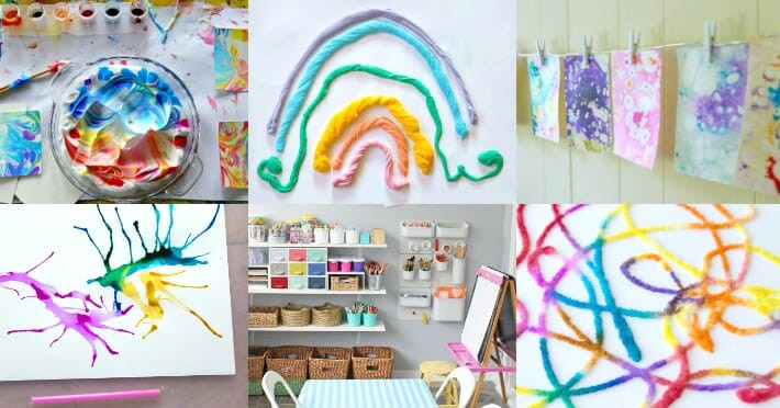 Best ideas about Best Kids Art . Save or Pin The Artful Parent Best and Most Popular Kids Art Activities Now.