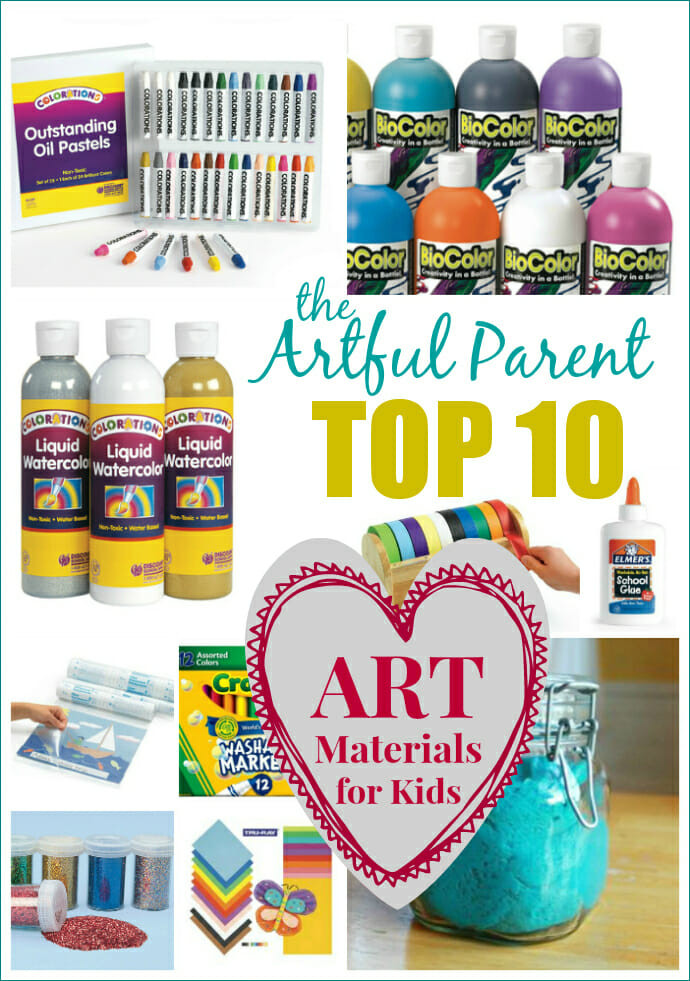 Best ideas about Best Kids Art . Save or Pin The 25 BEST Kids Art Materials and Where to Buy Them Now.