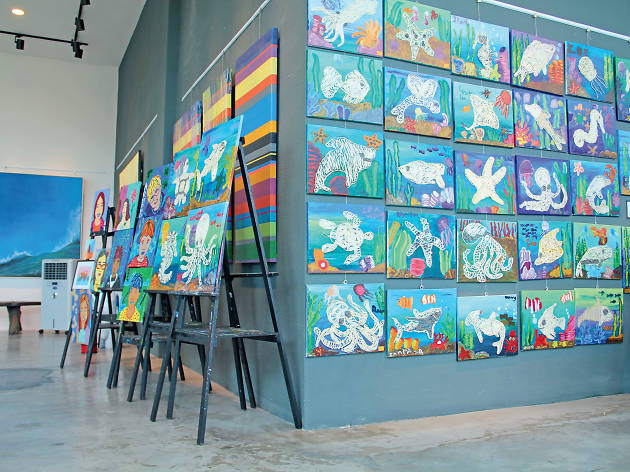 Best ideas about Best Kids Art . Save or Pin The best art classes for kids in KL Now.