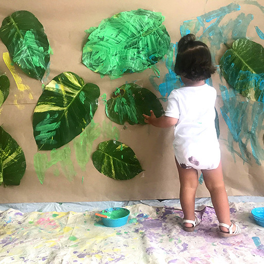 Best ideas about Best Kids Art . Save or Pin 5 BEST Toddler Art Activities for Creative Exploration Now.