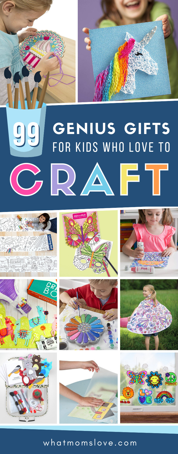 Best ideas about Best Kids Art . Save or Pin The Best Arts and Crafts Gifts for Kids Now.