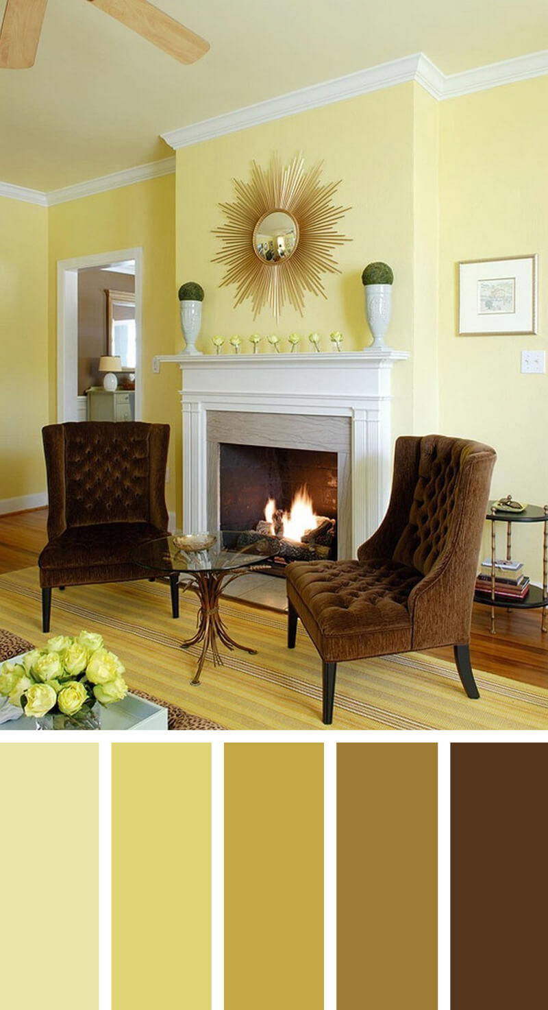 Best ideas about Best Living Room Colors . Save or Pin 11 Best Living Room Color Scheme Ideas and Designs for 2019 Now.