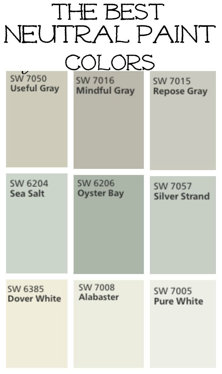 Best ideas about Best Neutral Paint Colors . Save or Pin 25 best Wall colors ideas on Pinterest Now.