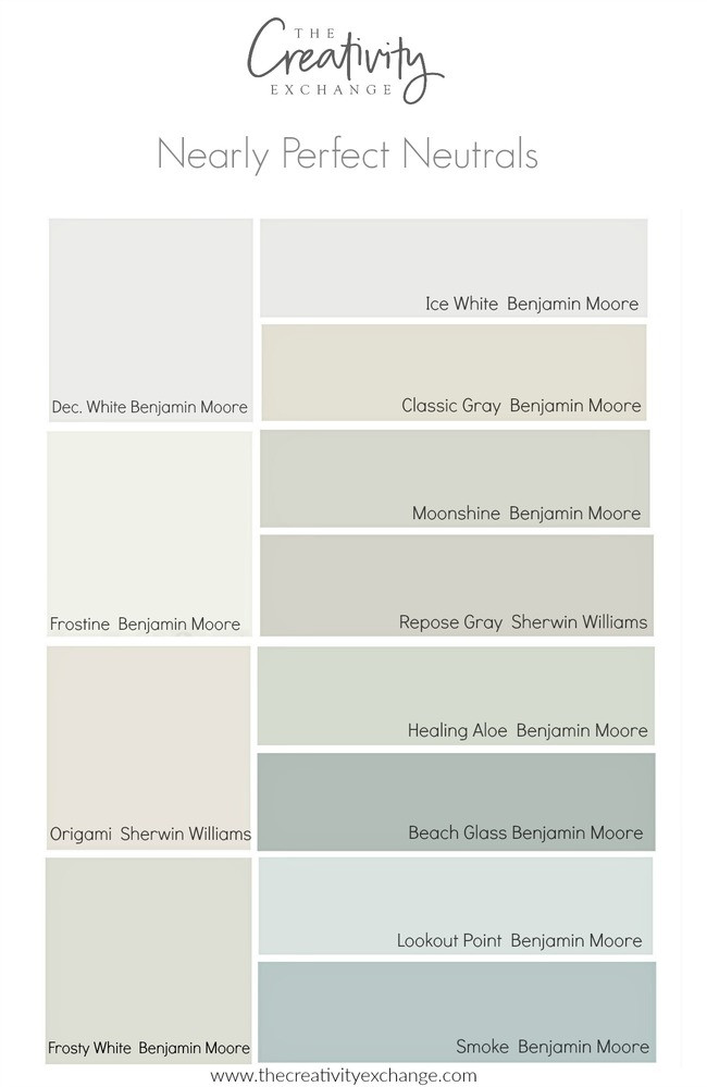 Best ideas about Best Neutral Paint Colors . Save or Pin Nearly Perfect Neutral Paint Colors Now.