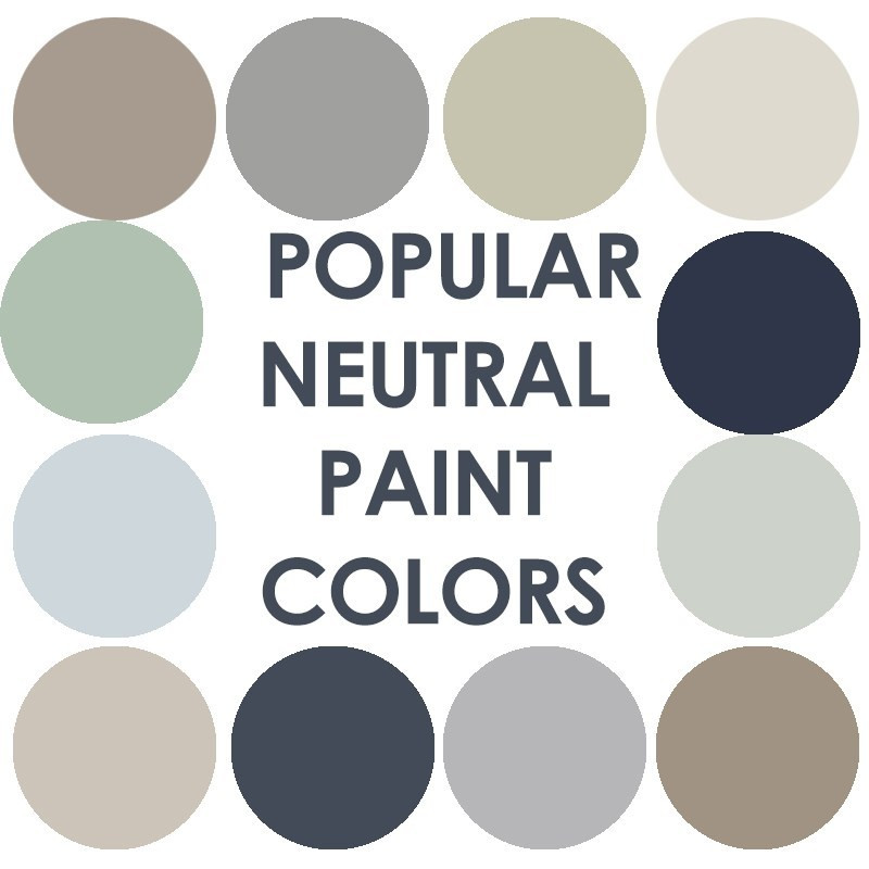 Best ideas about Best Neutral Paint Colors . Save or Pin Popular Neutral Paint Colors That Are Far from Boring Now.