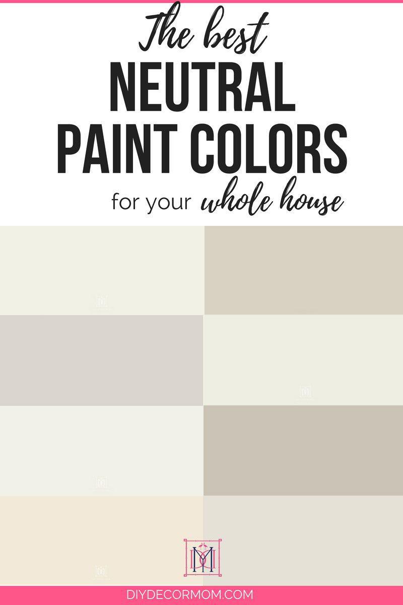 Best ideas about Best Neutral Paint Colors . Save or Pin Neutral Paint Colors The Best 8 Neutral Paint Colors for Now.
