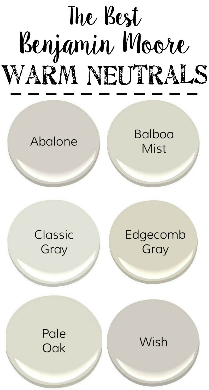 Best ideas about Best Neutral Paint Colors . Save or Pin The Best Neutral Paint Colors Bless er House Now.