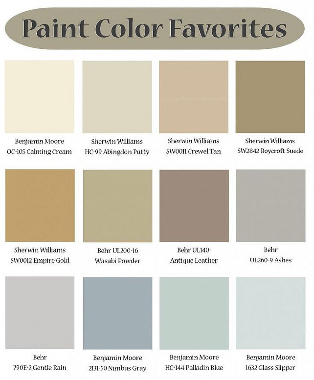 Best ideas about Best Neutral Paint Colors . Save or Pin New 2015 Paint Color Ideas Home Bunch Interior Design Ideas Now.