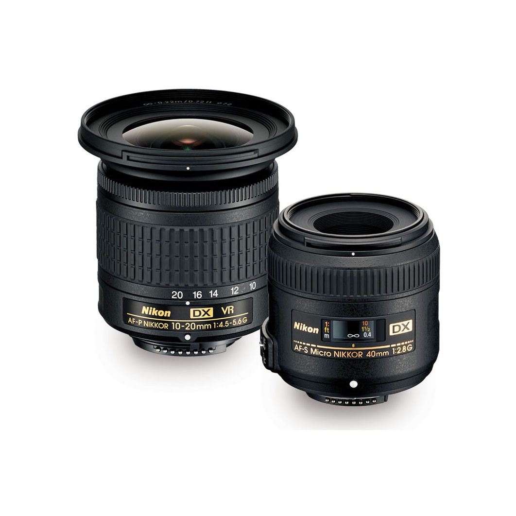 Best ideas about Best Nikon Lens For Landscape . Save or Pin Nikon Landscape & Macro 10 20mm f 4 5 5 6 and 40mm f 2 8 Now.