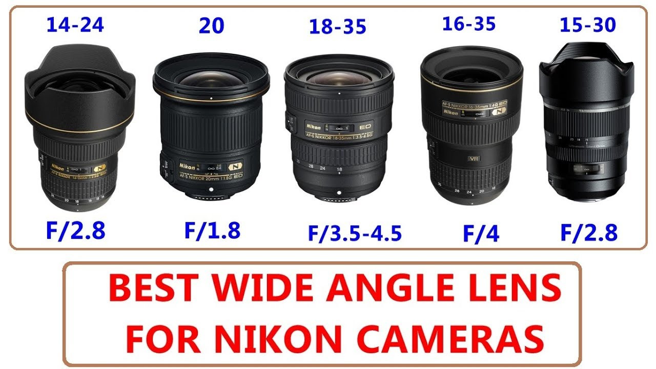 Best ideas about Best Nikon Lens For Landscape . Save or Pin Best Wide Angle Lens For Landscape graphy For Nikon Now.
