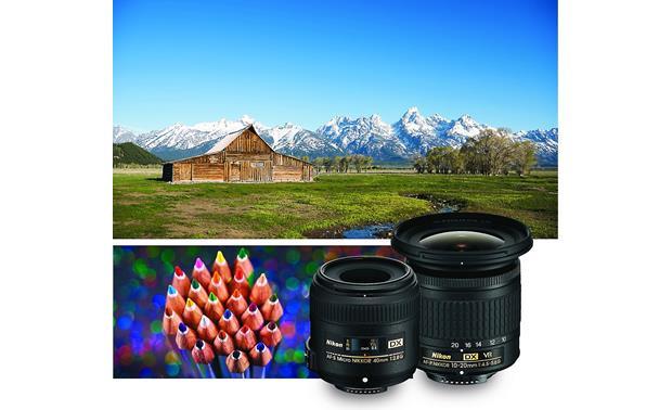Best ideas about Best Nikon Lens For Landscape . Save or Pin Nikon Landscape & Macro Two Lens Kit AF P DX Nikkor 10 Now.