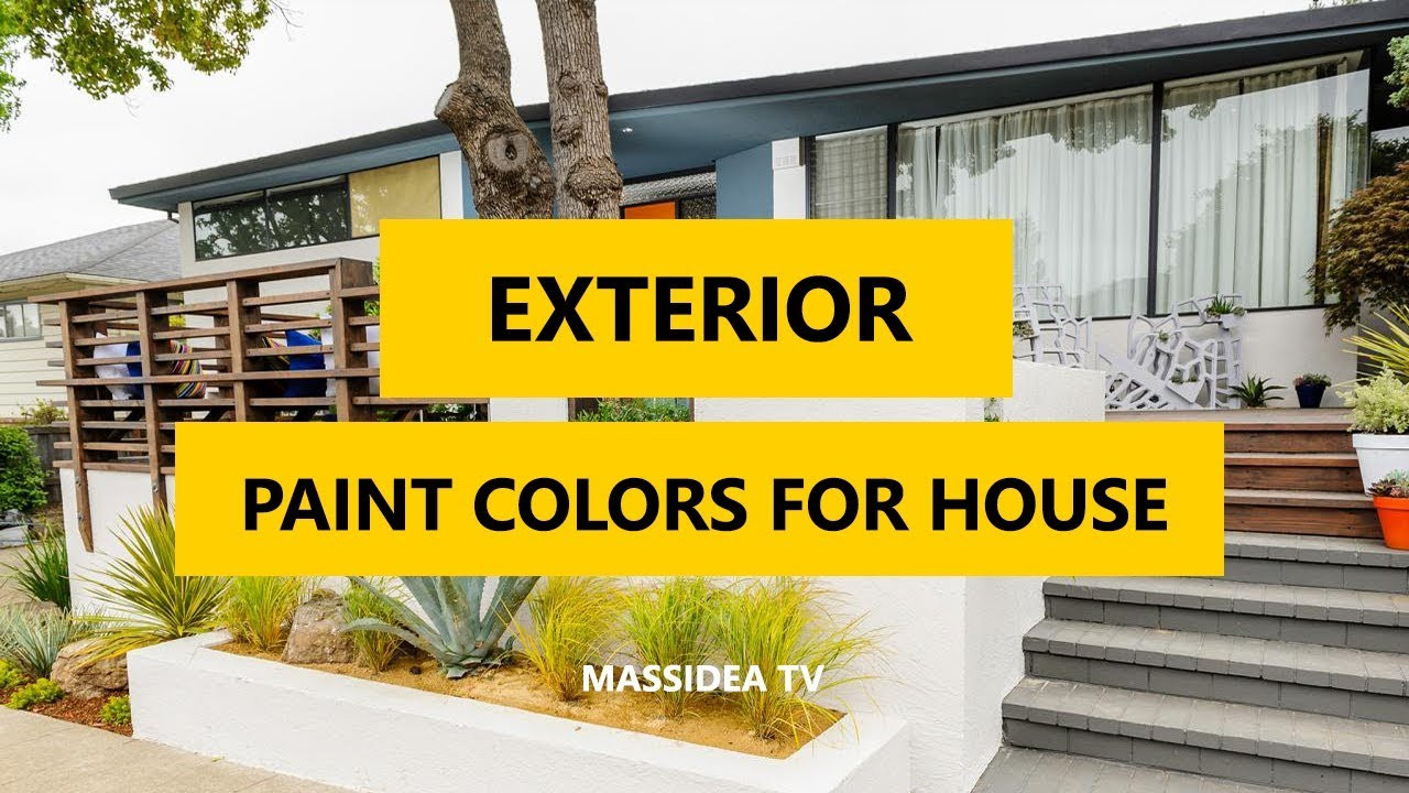 Best ideas about Best Outdoor Paint . Save or Pin 50 Best Exterior Paint Colors for House 2018 Now.