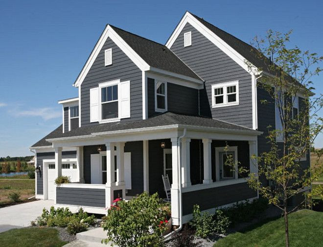 Best ideas about Best Outdoor Paint . Save or Pin Best 25 Gray exterior houses ideas on Pinterest Now.