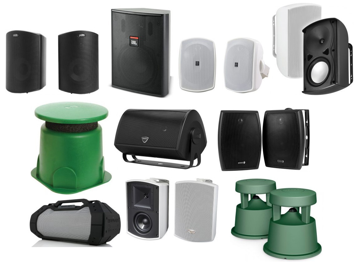 Best ideas about Best Outdoor Speakers . Save or Pin The Top 10 Best Outdoor Speakers for the Money My Now.
