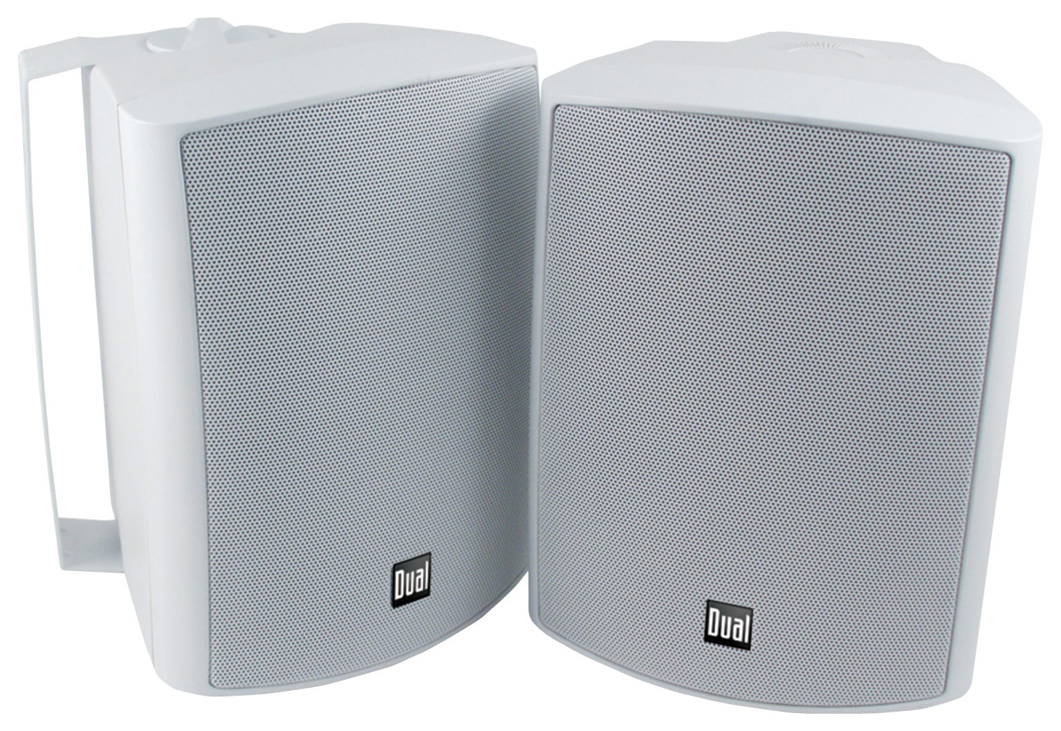 Best ideas about Best Outdoor Speakers . Save or Pin Dual 3 Way Indoor Outdoor Speakers Pair White LU53PW Now.