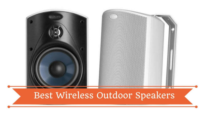 Best ideas about Best Outdoor Wireless Speakers . Save or Pin The Best Wireless Outdoor Speakers To Play Your Music Now.