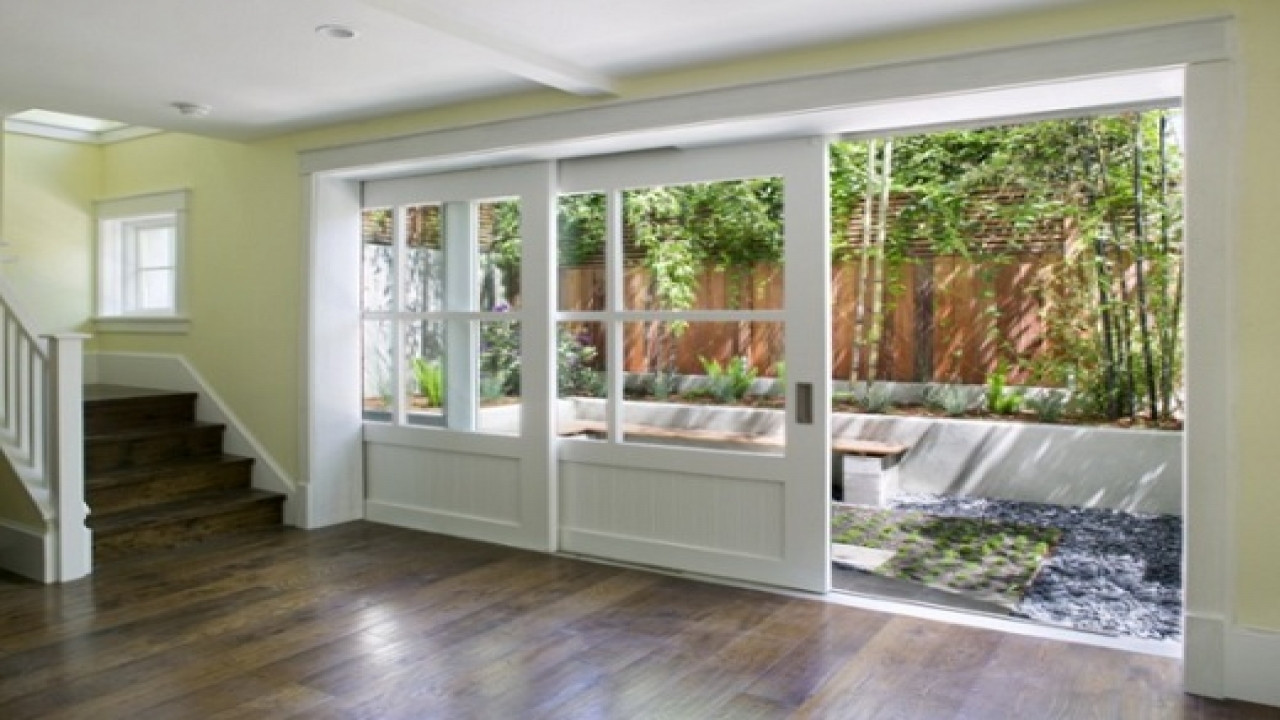 Best ideas about Best Patio Door . Save or Pin Accordion sliding doors best sliding patio doors sliding Now.