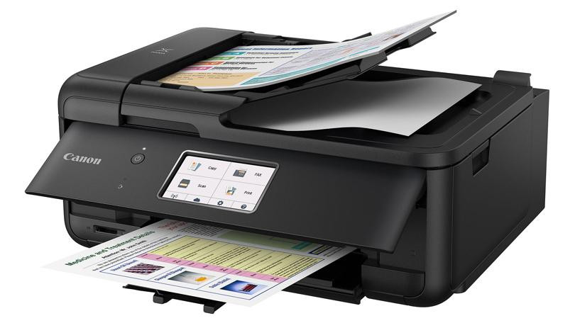 Best ideas about Best Printer For Home Office . Save or Pin Canon Pixma TR8520 Wireless Home fice All In e Printer Now.
