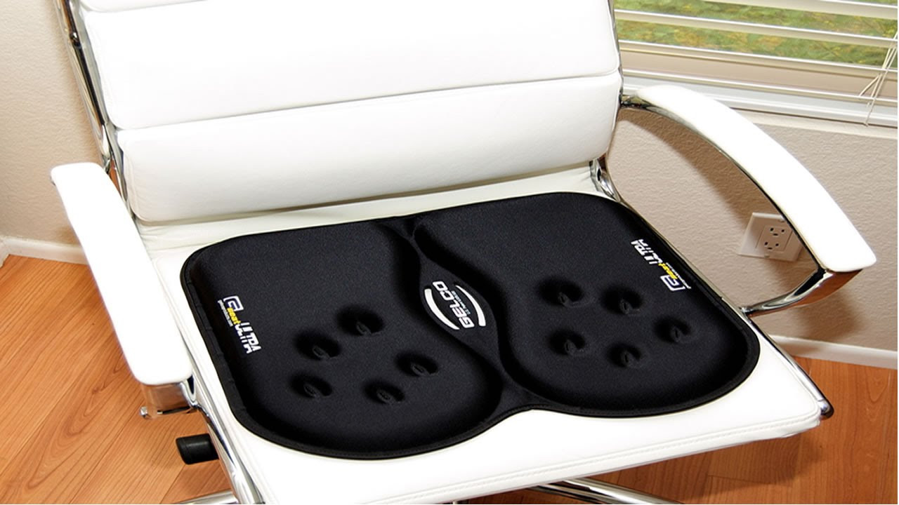 Best ideas about Best Seat Cushion For Office Chair . Save or Pin Desk Chair Gel Seat Cushion Now.