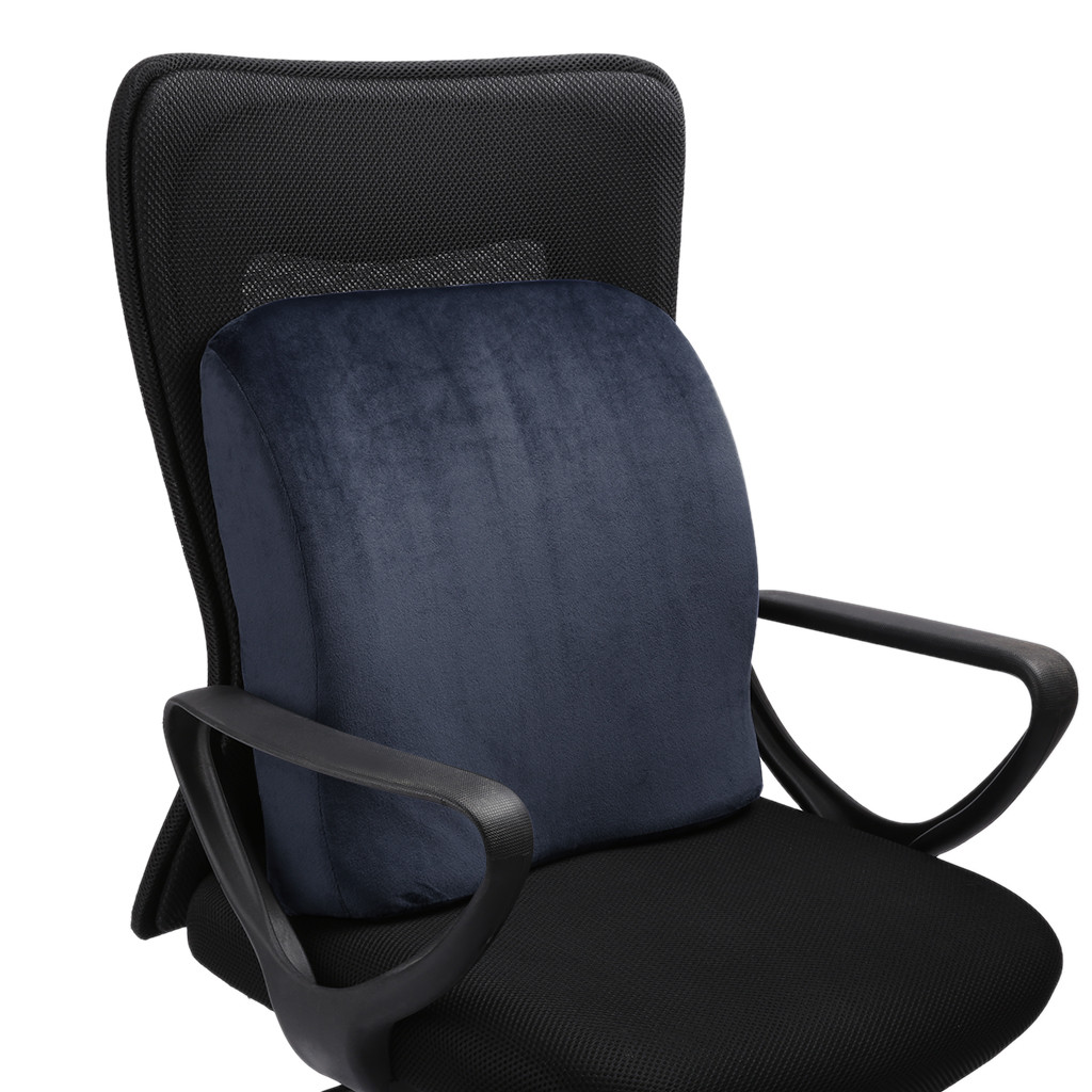 Best ideas about Best Seat Cushion For Office Chair . Save or Pin Memory Foam Lumbar Support Back Cushion Seat Wedge Cushion Now.