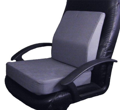 Best ideas about Best Seat Cushion For Office Chair . Save or Pin Extra Thick Memory Foam Dual Layer Seat Cushion Memory Now.