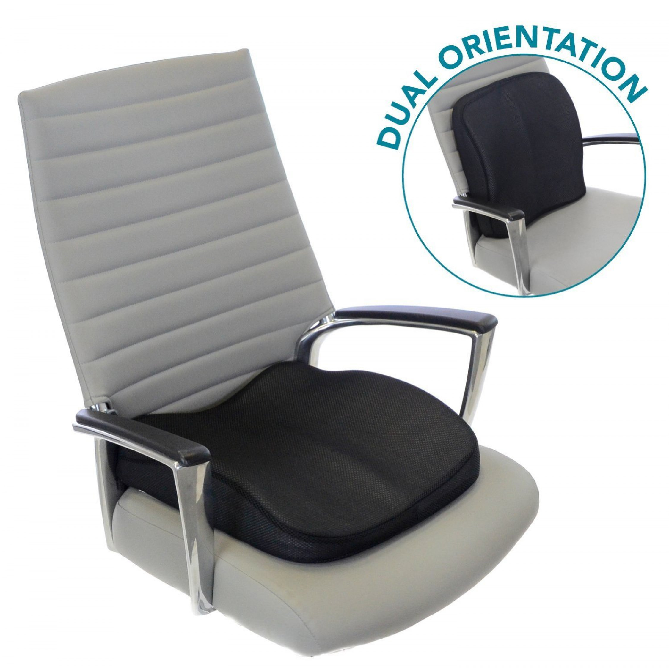 Best ideas about Best Seat Cushion For Office Chair . Save or Pin Memory Foam Seat Cushion for Lower Back Support & Seat Now.