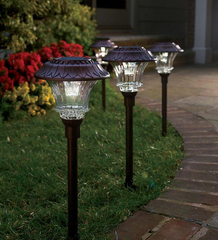 Best ideas about Best Solar Landscape Lights . Save or Pin Best 25 Path lights ideas on Pinterest Now.