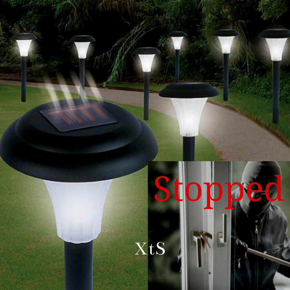 Best ideas about Best Solar Landscape Lights . Save or Pin Bright Solar Garden Lights Led Outdoor Landscape Yard Now.