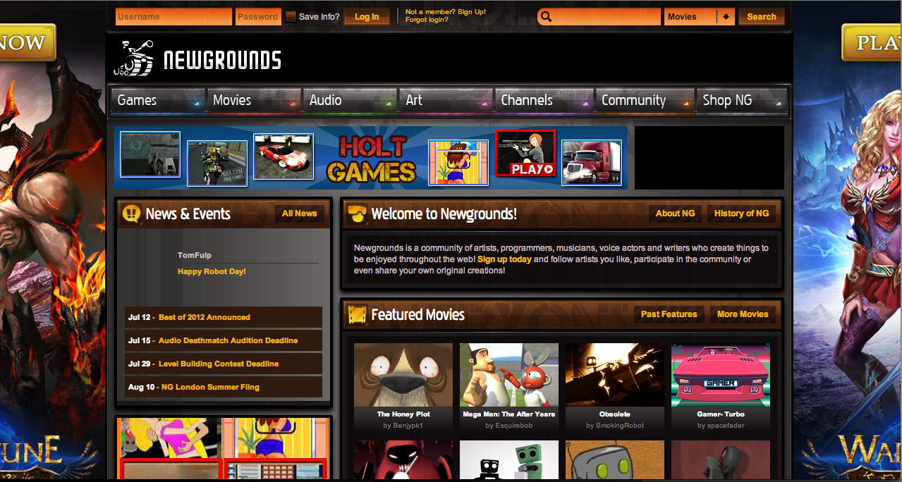 Best ideas about Best Website For Adults . Save or Pin Best Free line Games Websites Now.