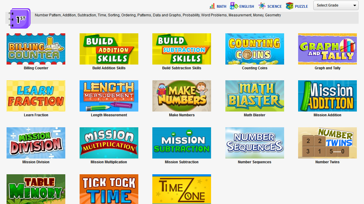 Best ideas about Best Website For Adults . Save or Pin Free Learning Websites For Kids best games Now.