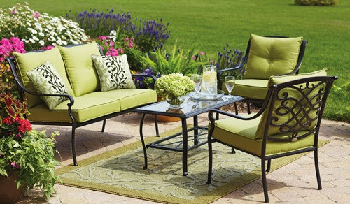 Best ideas about Better Homes And Gardens Patio Cushions . Save or Pin Better Homes And Gardens Patio Furniture Replacement Now.