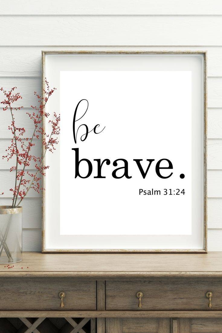 Best ideas about Bible Verse Wall Art . Save or Pin 25 s Christian Wall Art Now.