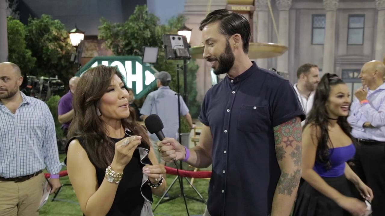 Best ideas about Big Brother Backyard Interviews . Save or Pin Julie Chen Big Brother 18 Backyard Interview BB18 Now.